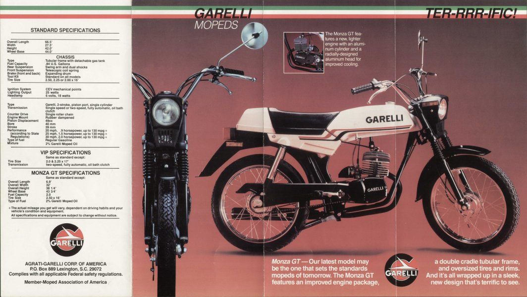 Moped Central Links and Photo Gallery